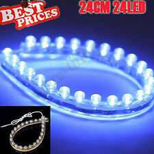 24 LED 24CM Strip Car Flexible Waterproof Linear PVC Light Aquarium Fish Tank