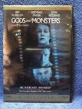 Gods and Monsters (Dvd, 1999, Collectors Edition) Ian McKellen