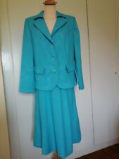 Ladies Vintage  2piece Ladies Skirt  Suit  Size  14  🆕  In Immaculate Condition