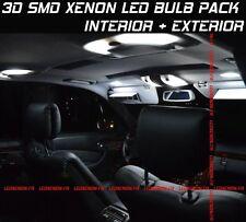 20 SMD XENON LED BULB KIT SET AUDI A3 2003-08 TDI I FSI TSI TFSI S3 TUNING LIGHT