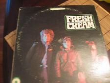 Cream; Fresh Cream on LP