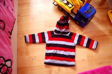 New  MINI MODE  winter fleece jumper hoodie top @ baby boy 9-12 xmas present