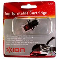 NEW ION Turntable Cartridge Replacement Ion-ict04