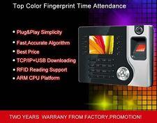 New FINGERPRINT TIME CLOCK ATTENDANCE SYSTEM+ ID Card Reader