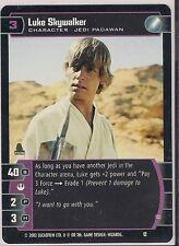 Star Wars TCG - Luke Skywalker #12 Promo
