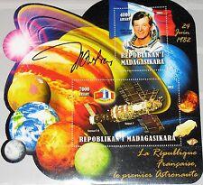 MADAGASKAR MADAGASCAR 2012 unlisted 1st French Astronaut Chretien Space MNH
