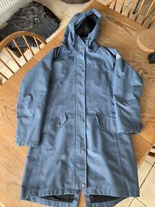 Tretorn Swedish Large Waterproof Eco Recycled Plastic Knee Length Jacket Coat