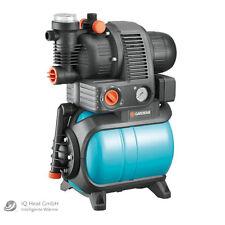 Hauswasserwerk Gardena 4000/5 eco 850W Fördermenge 3500l/h 4,5 bar Garten Pumpe