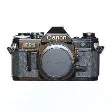 Canon AE-1 Spiegelreflexkamera schwarz | Filmgetestet