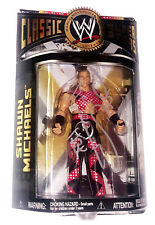 WWE CLASSIC SUPERSTARS SHAWN MICHAELS HBK HAND SIGNED ACTION FIGURE WITH COA