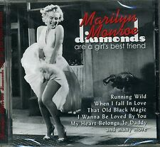 MARILYN MONROE - Diamonds are a Girl's Best Friends - 23 tracks - SEALED
