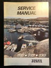 Volvo Penta 2001 2002 2003 Engine Workshop Service Repair Manual, 1984-1985