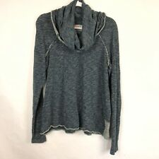 FP Free People Beach Womens Cowl Neck Pull Over Sweater Two Body (BM-100)