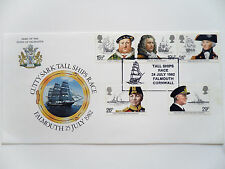 First Day of Issue Mint Hinged Decimal Great Britain Stamps