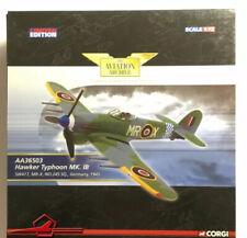 CORGI 1:72 Aviation Archive AA36503 Hawker Typhoon Mk.ib SW417, Mr-X , NO.245 Sq