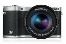 Samsung NX300 Digital Systemkamera OLED Touchscren 20MP Kamera Foto Video Camera