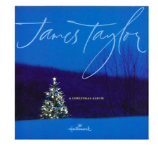 James Taylor A Christmas Album CD Hallmark Exclusive 2004 ~ New & Sealed