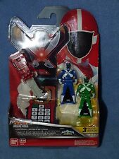 Power Rangers Super Megaforce - Lightspeed Rescue Legendary Ranger Key Pack,