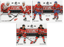 2019-20 SP Authentic Future Icons Rookie RC /199 Pick Any Complete Your Set