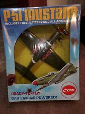 Cox 049 P-51 Mustang NEW !!