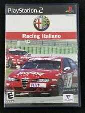 Alfa Romeo Racing Italiano **PS2**USED**