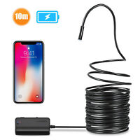 DEPSTECH WF020X Wireless Endoscope 2.0MP Snake Camera WIFI Inspection Borescope
