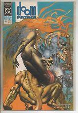 DC Comics Doom Patrol #41 February 1991 Grant Morrison NM