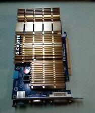 GIGABYTE TECHNOLOGY NVIDIA GEFORCE 8500 GT GV-NX85T256H SILENT GRAPHIC CARD