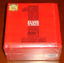 Japan IMPORT SS 20 MINI-LP SINGLES CD Elvis Presley 20 US No.1's Complete BOX