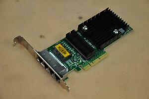 Sun Microsystems Quad GbE UTP x8 PCI EXpress Network Card ATLS1QGE 511-1422-01