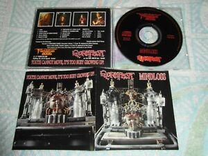 Gorefest – Mindloss CD Death Metal