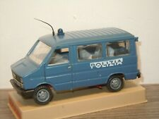 Fiat Iveco Daily Polizia - Old Cars Italy 1:43 Box *36915