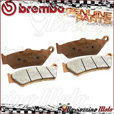 4 PLAQUETTES FREIN AVANT BREMBO FRITTE 07BB0390 MOTO MORINI GRANPASSO 1200 2009
