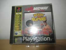 READY 2 (TO) RUMBLE BOXING - SONY PLAYSTATION PS1 GAME - &