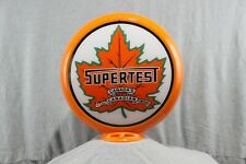 SUPERTEST GAS PUMP GLOBE