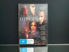 Spanish Judges DVD Video NEW/Sealed