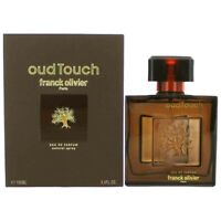 Oud Touch Cologne by Franck Olivier 3.4 oz/ 100 ml EDP Spray for Men. New in Box