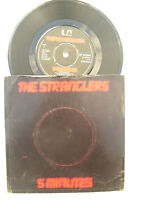 STRANGLERS 5 MINUTES / ROK IT TO THE MOON ua 36350  .. 45rpm