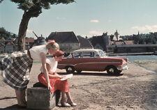 Opel Olympia Rekord 1953–Opel Olympia Rekord introduction 1953 Model Year– photo