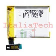 BATTERIA originale Samsung LSSP482230AB per Galaxy Gear Sm-v700 v700 orologio