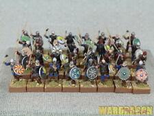 28mm Warlord WDS painted Hail Caesar Viking Hirdmen i78