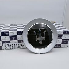 Genuine Maserati Ghibli QP Quattroporte Wheel Centre Cap Hub 670013626 New (1PC)