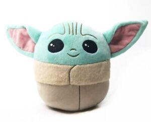 Squishmallow Baby Yoda Pillow, TikTok, Squishmallow Pillow, Baby Yoda, Star Wars