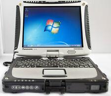 Panasonic Toughbook CF-19 MK6 i5-3320M 8GB 750GB Touch Backlit Key TPM BT Rugged