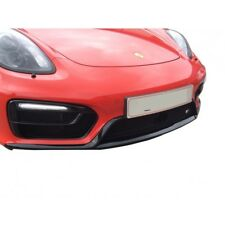 Zunsport BLACK front grille set for Porsche Boxster 981 GTS with ACC