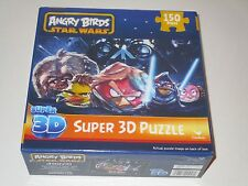 Cardinal Angry Birds Star Wars Super 3D Puzzle **NEW**