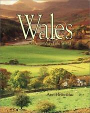 Wales (Enchantment of the World-ExLibrary