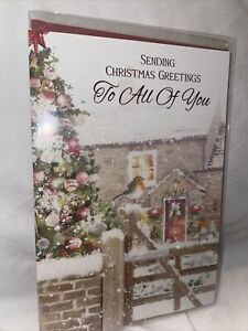 To All Of You Christmas Card / Christmas Card To All Of You - 4 Styles