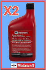 2 Quart FORD OEM Dual Clutch Transmission Fluid XT11QDC Motorcraft Focus Fiesta