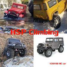 HSP 1:10Scale 4wd RC Car Buggy RGT Racing Rock Climbing  Off- Road  Crawler